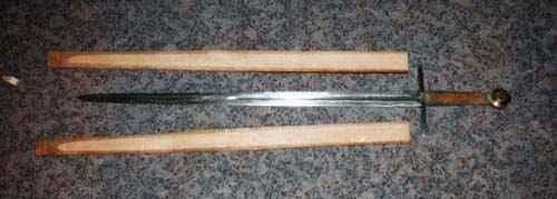 Илтино Къори - Как сделать ножны